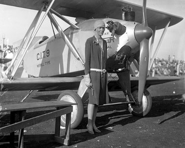 The Amelia Earhart Mystery