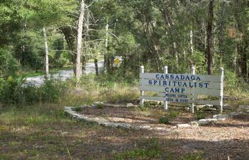 Haunted Places in Florida Cassadaga