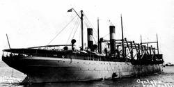 USS Cyclops circa 1913