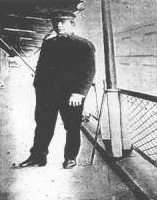 George W. Worley; Lieutenant Commander of USS Cyclops