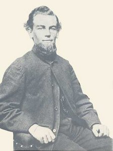 Benjamin Briggs, Captain of Mary Celeste
