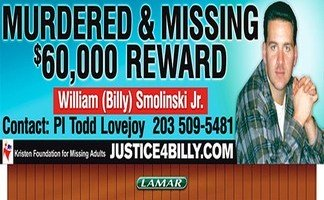 The Billy Smolinski Missing Person Case