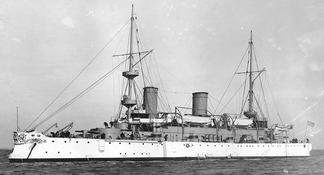 The Haunted USS Olympia