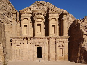 El Deir - The Monastery in Petra