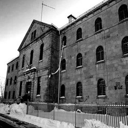 Haunted Jails