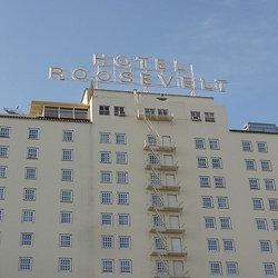 Roosevelt Hotel Hauntings