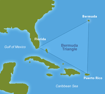 Bermuda Triangle Location