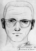 Zodiac Killer Sketch